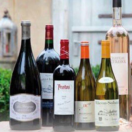 Het wijnassortiment van Verbeek