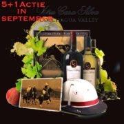 Casa Silva wijnactie in de maand september