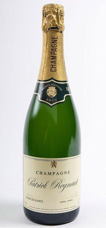 Champagne Patrick Regnault import