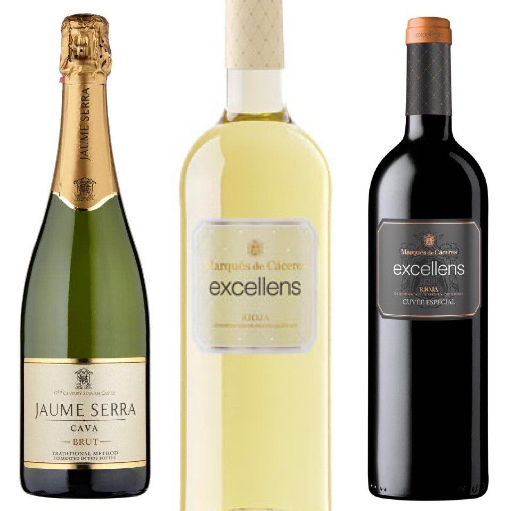 Spaans wijnpakket Verbeek Wijnimport Bergen N-H
